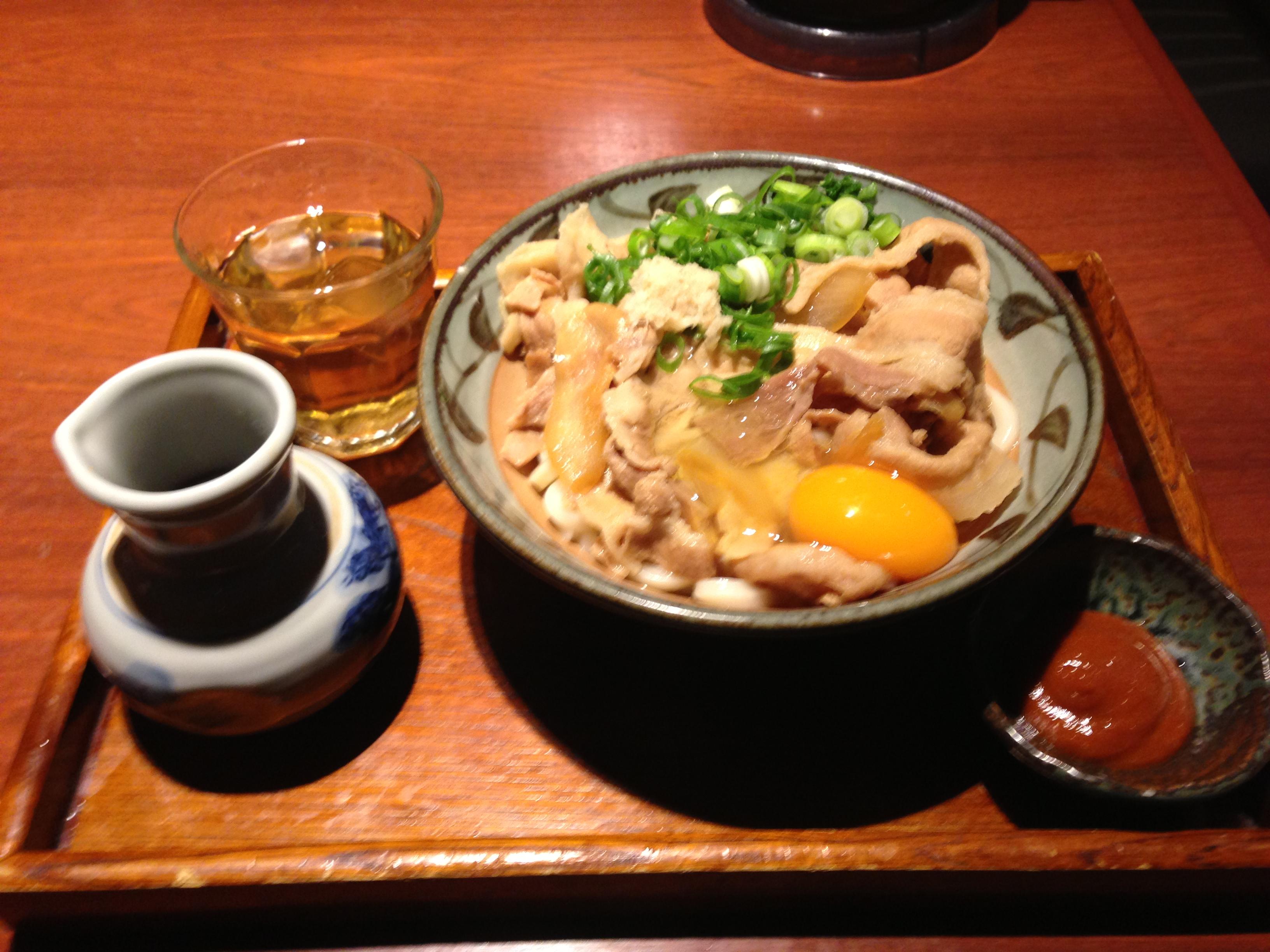 野らぼー|神田で讃岐うどんを食べられる!