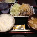 神田で九州博多料理のランチ!月光食堂 神田司町店