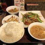 レバニラ炒めがおいしい!神田駅から徒歩1分の中華料理屋「石庫門」